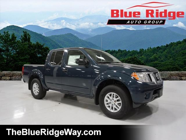 New 2019 Nissan Frontier Crew Cab 4x4 Sv Auto Crew Cab Pickup In