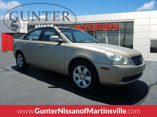 Pre-Owned 2007 Kia Optima LX