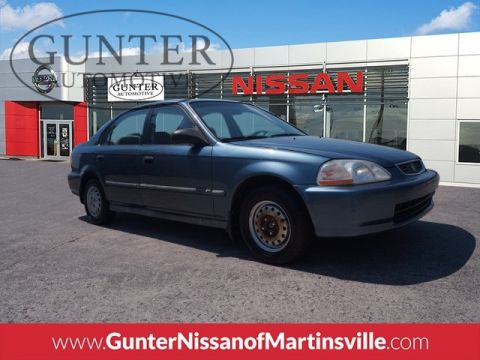Pre-Owned 1996 Honda Civic DX